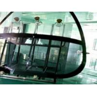 China Auto Laminated Wire Glass on sale