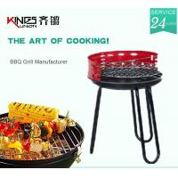 Best CharcoalBBQGrill Best Bantam BBQ Charcoal Grill Smoker YK-1004 wholesale
