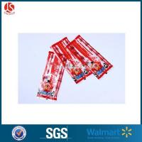 China Transparent Flat Opp Cello Bag For Candy Flat Opp Cellophane Bag For Food on sale