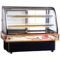 Buy cheap Cake display series Lying radian cupboard with light box from wholesalers