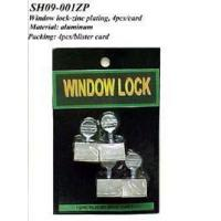 Best Window lock- zinc plating, 4pcs/card wholesale
