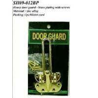Best Heavy door guard- brass plating with screws wholesale
