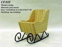 Buy cheap Craft wood - sledge from wholesalers