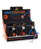 China Everyday Gifts Back Scratcher Design Keychain, 24 Pieces w/Displayer on sale