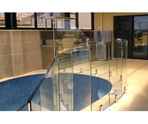 Cheap Glass railing hardware stainless steel balustrade design collection for sale