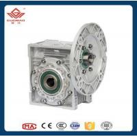 China NMRV Worm Shaft Reducer RV series worm gear reduction gearbox on sale