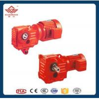 Best Fast Delivery High Torque K Series Helical Bevel Right Angle Electric Motor Reducer Gearbox wholesale
