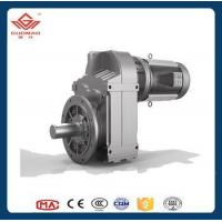 Best High strength cast iron housing SEW type F series helical geared motor speed reducer wholesale