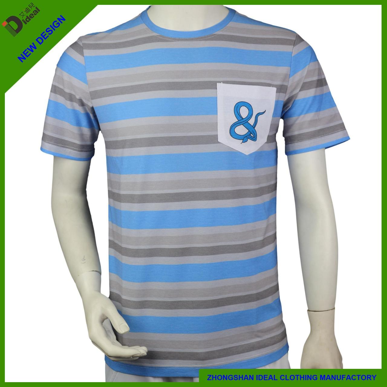 Buy cheap T-shirt Polycotton Crew Neck Man T-shirt from wholesalers