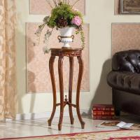 Best Solid Wood Furniture Solid Wood Flower Stand Vase Stand wholesale