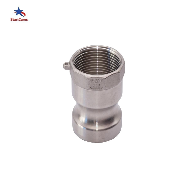Cheap Camlock Coupling SS316 camlock coupling Type A for sale