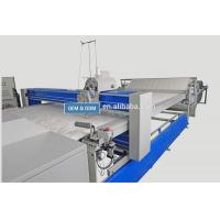 Best High Speed Computerized Continuous Single-Needle Quilting Machine wholesale