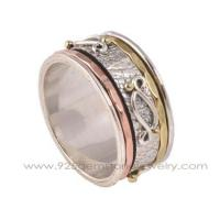 Wholesale Indian Hammered Ring