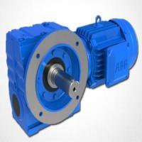 Best S Helical Gear Reducer S Series Helical Worm Gear Motor 1:30 Gearbox wholesale