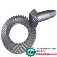 Buy cheap Commercial vehicle SUV HS-C1 Ratio 9 41 Spiral bevel gears used in Toyota from wholesalers