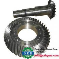 Best Complete in specifications spiral bevel gear for rear differential wholesale
