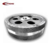 China Gear Double Helical Crown Pinion Whee on sale