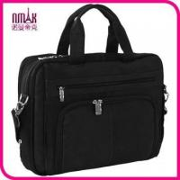 China Expandable Nylon Collection Laptop Slim Brief Case for 17 Inch Notebook Computers on sale