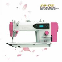 China Automatic Single Needle Industrial Sewing Machine on sale