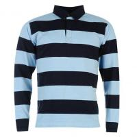 China Men's Collections Men's Rugby Stripe Shirt on sale