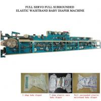 Buy cheap T Shape Baby Diaper Machine from wholesalers