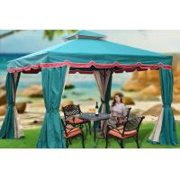 Buy cheap Tent chinese iron gazebo cover with hardtop from wholesalers