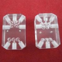 Buy cheap CNC Industrial precision machining acrylic plastic parts from wholesalers