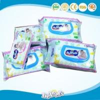 New Baby Products Baby Skin-Care baby Wet Wipes factory in China