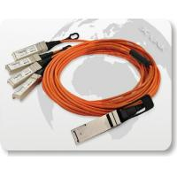 40G QSFP to 4x10G SFP+ Parallel Fan-Out Fiber Cable