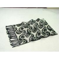 Buy cheap Scarf Polyester Jacquard Scarf from wholesalers