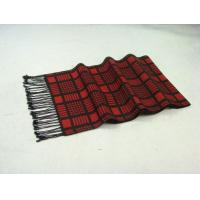 Cheap Scarf Polyester Plaid Scarf for sale