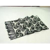 Cheap Scarf Polyester Jacquard Scarf for sale