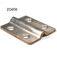 China Nickle plated copper bus bar on sale