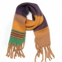 Woven Scarf with Tas Product ID:991324