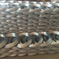 China 1.6mm galvanized coil iron wire on sale