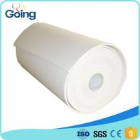 Best Untreated Fluff Pulp Imported Pulp Jumbo Roll Raw Material For Making Disposable Baby Adult wholesale