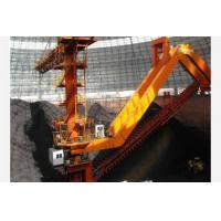 Bulk arm type bucket wheel stacker reclaimer