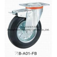 Casters for disposal systems-B-A01-FB