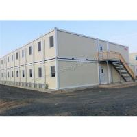 Best living container house low cost 40 feets container porta cabin steel building kits wholesale