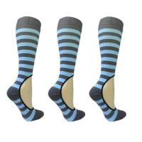 No show compression socks