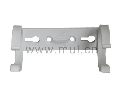 China Fittings Vertical double clip