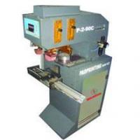 China Double Color Pneumatic Pad Printing Machine on sale