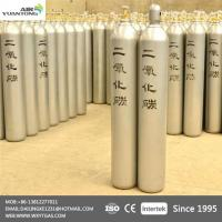 China Welding Compressed Carbon Dioxide Gas Cylinder on sale
