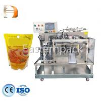 Best Premade Bag Packaging Machine Cooking Oil Pouch Packing Machine wholesale