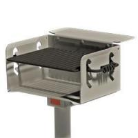 China NS-20 Stainless Steel Charcoal Grill on sale