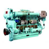 China N6170 series turbocharged Marine diesel Engine starting with electric motor on sale