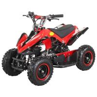 Cheap 49cc 2 stroke Mini Kinder ATV 49 cc Racer Pocketquad 2-takt Quad for sale