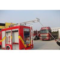 Best FireFighting Truck Parts Accessories Aluminum Step Back Ladder wholesale