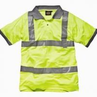 Buy cheap Clothing & Footwear Hi Visibility Polo Yellow from wholesalers