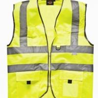 Buy cheap Clothing & Footwear Hi Visibility Vest Yellow from wholesalers